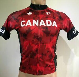 New PEARL IZUMI Men Elite Pursuit LTD Short Sleeve Cycling Jersey CANADA Custom