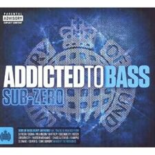 Addicted to Bass Sub Zero 5051275071528 Various Artists