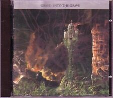"Grave ""into the grave"" CD ARTICLE NEUF!!!"