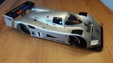 Vintage Tamiya Mercedes Benz C11 Group C 1/10 TOP! Never Run!