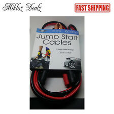Jumper Cables 150 Amp 8 FT Car Truck Battery Copper Auto Jump Start