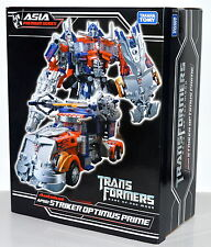 Transformers Takara TOMY Striker Optimus Prime APS-01 Asia Exclusive