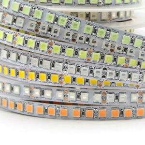 5m 600 led flexible strip light 5050 5054 SMD waterproof rgb Tape string lamp dc