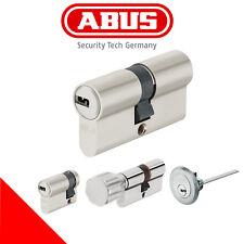 ABUS Türzylinder Ec550 Not Gefahrenfunktion 30/40mm Gleichschließend