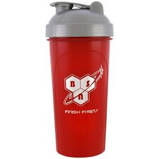 BSN Red Protein Shaker Bottle 700ml