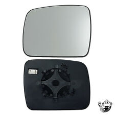 fits LAND ROVER FREELANDER 2 PASSENGER (LEFT) WING MIRROR GLASS - HEATED 2010-on