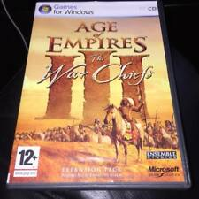 Age of Empires III 3: The War Chiefs Expansion Pack PC Spiel