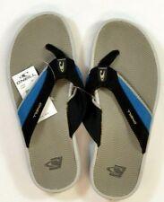 O'Neill SUMMIT Mens Water Friendly Foam Flip Flop Sandals 9 Grey NEW