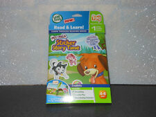 LeapFrog Pet Pals Tag Book Ages 4-8  NEW