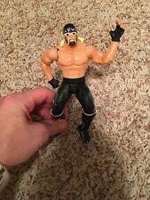 WCW NWO Hollywood Hulk Hogan Smash N Slam Loose Wrestling Figure Toy Biz 1999