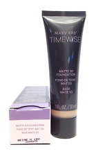MARY KAY TIMEWISE MATTE 3D FOUNDATION~BEIGE N 150!