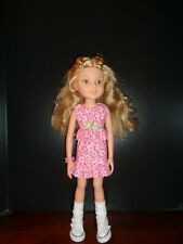 "PRETTY DAISY SKIRT OUTFIT FOR 18"" BFC INK DOLLS"