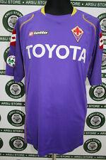 Maglia calcio FIORENTINA FELIPE MELO MATCH WORN shirt trikot camiseta maillot