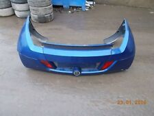 FORD STREET KA LUXURY 2004 REAR BUMPER IN BLUE A-3