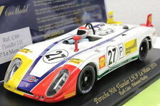 FLY C49 PORSCHE 908 FLUNDER LEMANS 1970 NEW 1/32 SLOT CAR IN DISPLAY CASE
