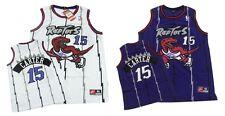 Vince Carter Jersey Toronto Raptors #15 Classic Throwback Swingman Purple White