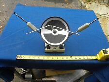 Vintage TV Antenna Table Top Dish Style - Very Cool Looking – Space Age
