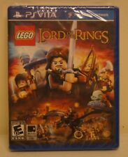 New! LEGO The Lord of the Rings (Sony PlayStation Vita, 2012) - Ships Worldwide!