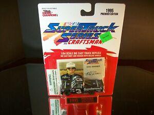 Mike Skinner #3 GM Goodwrench 1995 Chevrolet Silverado Super Truck 1:64