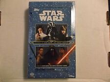 Star Wars: Journey To The Force Awakens Sealed Hobby Box.  2 Hits Per Box! 2015