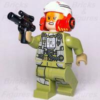 Star Wars LEGO® A-Wing Pilot Tallissan 'Tallie' Lintra Last Jedi Minifig 75196