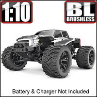 Redcat Racing Dukono Pro 1/10 Electric Brushless 4WD RC Monster Truck Gun Metal