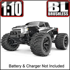 Redcat Racing Dukono Pro 1/10 Electric Brushless 4WD RC Monster Truck Gun Metal