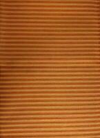 Mandarin Orange Stripe Woven Jacquard Outdoor Upholstery Fabric By The Yard