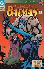 Batman #498 (NM) `93  Moench/ Aparo