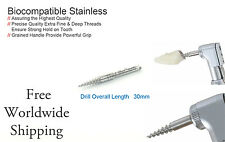 Dental Handpiece Anchor Extraction Screw Drill Implant Periodontal Instruments