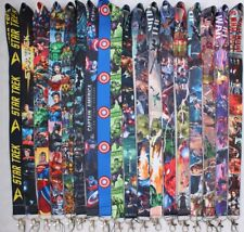 Lot 50pc mixed Classic Cartoon Mobile Cell Phone Lanyard Neck Straps Party Gift