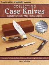 Collecting CASE KNIVES Identification & Price Guide by Pfeiffer /NEW & FREE SHIP