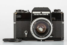 Zeiss Ikon Icarex 35 S BM schwarz mit Ultron 1,8/50mm  SHP 61131