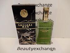 Caesars Man For Men Legendary Cologne Spray 4 oz Boxed