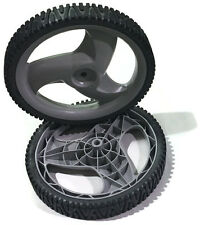 2 PK Genuine Grey 532433121 194387X460 Rear High Wheel