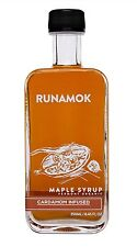 Runamok Maple - Cardamom Infused Maple Syrup - Vermont Organic