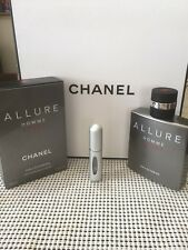 CHANEL ALLURE HOMME SPORT EAU EXTREME EDP 5ML Sample In DELUXE Travel Atomizer