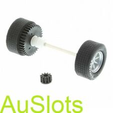 Scalextric W9274 Ford Mustang Rear Axle Assembly Pinion 1971 Mustang C2739 Etc