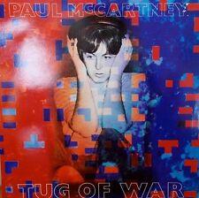 PAUL McARTNEY  TUG OF WAR 1982. PARLOPHONE PCTC 259.