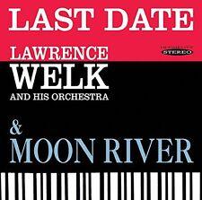 Lawrence Welk - Last Date & Moon River [New CD]