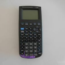 Calculatrice TEXAS INSTRUMENTS TI-82 1999