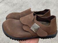BETULA Birkenstocks Slide Clogs Sandals Mules Leather women Sz 6 Men 4 ❤️sj17j14