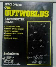 The Outworlds Star Sector Atlas (FGU 1981) Space Opera