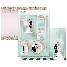 Wedding Day Moments Card Making Kit Paper Crafting Hunkydory Mm901 New