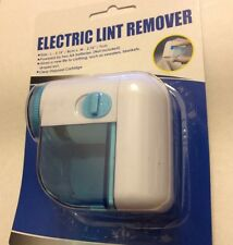 Electric Fuzz Cloth Lint Remover Wool Sweater  Fabric Shaver Mini From US