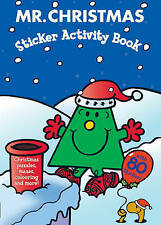 Mr Christmas Sticker Activity Book, New