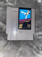 Nintendo NES Kung Fu Video Game Cartridge *Authentic/Cleaned/Tested*