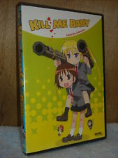 Kill Me Baby: Complete Collection (DVD, 2013, 3-Disc Set)