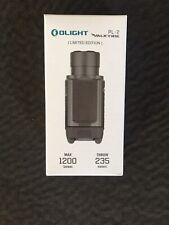Olight Pl-2 Pl2 Valkyrie 1200 Lumen Pistol light, Limited Version: Gunmetal Grey