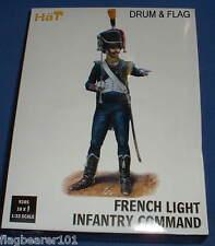 Caja Dañada!!! Sombrero 9305-Comando de Infantería francés napoleónico Luz. escala 1/32